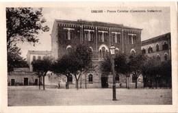 AP572 CAGLIARI - PIAZZA CARMINE  - FP NV EPOCA 1918 - Cagliari