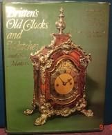 BRITTEN'S OLD CLOCKS AND WATCHES AND THEIR MAKERS.532 Pages - Boeken, Tijdschriften, Stripverhalen