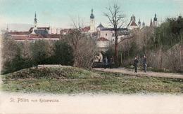 ST. POLTEN VOM KAISERWALDE-1904-NON VIAGGIATA - St. Pölten