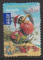 Christmas Island 2009 Christmas $1.25 Multicoloured  SW 656 O Used - Christmas Island