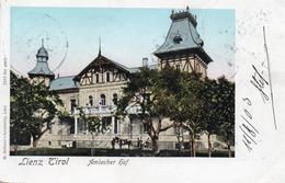 LIENZ-TIROL-AMLACHER HOF-1903 - Lienz
