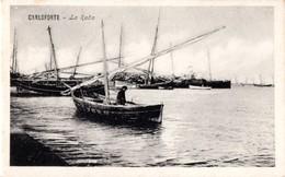 AP582 CARLOFORTE -  CAGLIARI  - FP NV EPOCA 1925 - Cagliari