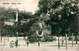 AP585 IGLESIAS - FP NV EPOCA 1910 - Iglesias