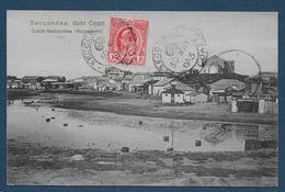 GOLD COAST ( Ghana ) - Seccondee - Dutch Seccondee ( Accratown ) - Ghana - Gold Coast