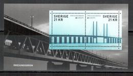 Schweden / Sweden / Suède 2018 Block/souvenir Sheet EUROPA ** - 2018