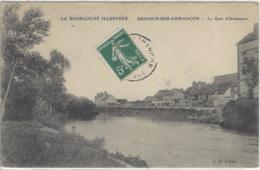 CPA Dept 89 BRIENON SUR ARMANCON - Brienon Sur Armancon
