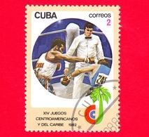 CUBA - Nuovo Obl. - 1982 - Giochi Centro-americani E Caraibici - Pugilato - Boxe - 2 - Cuba