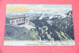 Obwald Stanserhorn Blich Nach Glarnisch 1906 - OW Obwalden