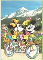 CARTOLINA VIAGGIATA - Disney