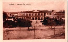 AP609 SASSARI  - FP NV EPOCA 1910/15 - Sassari
