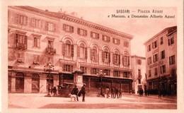 AP614 SASSARI  - FP NV EPOCA 1910/15 ANIMATA - Sassari