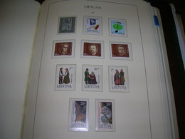 Lituania PO 1994 Festival Song.  Scott 495 See Scan On Leuchturm Page;Nuovi - Lituania
