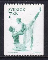 SWEDEN - 1975 BALLET DANCERS 7kr STAMP FINE MNH ** SG 850 - Dance