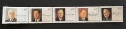 Australia  1994 World War II Prime Ministers - 1990-99 Elizabeth II