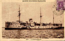 L'ARMORIQUE MARINE DE GUERRE - Warships