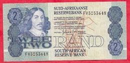 Afrique Du Sud 2 Rand (1978-81) Sign 6 Dans L 'état (3) - Zuid-Afrika