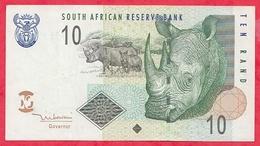 Afrique Du Sud 5 Rand (1999) Sign 8 Dans L 'état (6) - Zuid-Afrika