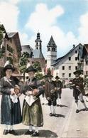 KITZBUHEL-TIROL-VOLKTRACHTEN-1958-NON VIAGGIATA - Kitzbühel