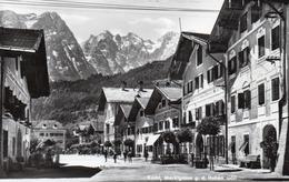 KUCHL,MARKTGASSE-VIAGGIATA 1959-REAL PHOTO - Kuchl
