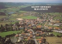 SAINT GENEST MALIFAUX VUE GENERALE (dil109) - France