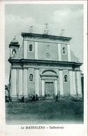 AP634 LA MADDALENA - SASSARI  - FP NV EPOCA 1920 - Sassari