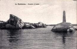 AP635 LA MADDALENA - SASSARI  - FP NV EPOCA 1910/15 - Sassari