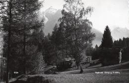 SERLES-2719m TIROLO-VIAGGIATA 1959 REAL PHOTO - Innsbruck