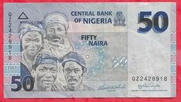 Nigeria 50 Naira 2007   Dans L 'état (28) - Nigeria
