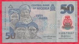Nigeria 50 Naira 2016   Dans L 'état (32) - Nigeria