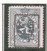 "N° OCVB 5058 AUBEL ""29""  B - Roulettes 1920-29"