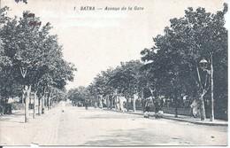P019 - Batna - Avenue De La Gare - Batna