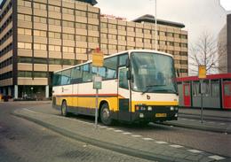 Bus, Omnibus RET 402, Rotterdam,Alexander Poort, Public Transport, Real Photo - Auto's
