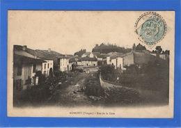 88 VOSGES - ROMONT Rue De La Gare (voir Descriptif) - Otros Municipios