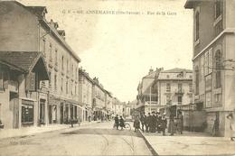 ANNEMASSE - Rue De La Gare - Annemasse