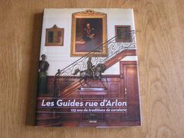 LES GUIDES Rue D'Arlon 125 Ans De Traditions De Cavalerie Bruxelles Armée Belge Cavalier Cheval Caserne Régiment Guide - Cultuur