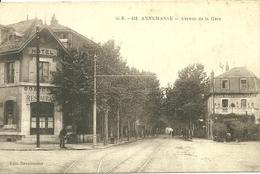 ANNEMASSE - Avenue De La Gare - Annemasse