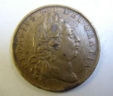 Jeton. 25. Georges III. 1797 - Monetary / Of Necessity
