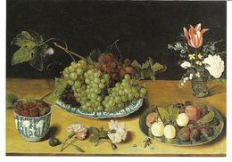 3053g: Kunst- AK Isaak Soreau (1604-1638), Stilleben Mit Früchten - Illustrateurs & Photographes