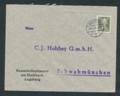 Alter Bedarf Beleg- PERFIN ...  (zu1187  ) Siehe Scan - Germany