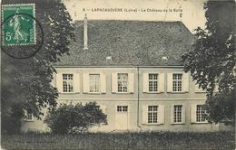 42 - LA PACAUDIERE - LOIRE - LE CHATEAU DE LA SALLE - VOIR SCANS - La Pacaudiere