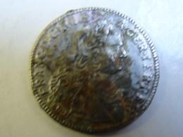 Jeton. 27. Franc. G.R.I.S. 1752 - Monetary / Of Necessity