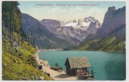 Salzkammergut - Gosausee Mit Dachstein - Gmunden