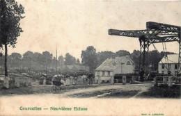Belgique -  Courcelles - Neuvième Ecluse - Courcelles