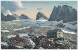Salzkammergut - Adamekhütte Am Gosaugletscher - Gmunden
