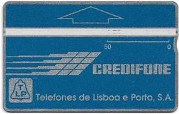 Portugal - TLP - L&G - Azul 50 - 101B - 1991, 50U, 100.000ex, Used - Portugal