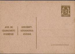 Carte Neuve N° 6. III. FA. - Postwaardestukken