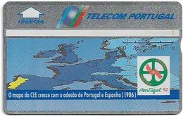 Portugal - PT - L&G - CEE 2/4 - 224E - 1992, 40U, 5.000ex, Used - Portugal