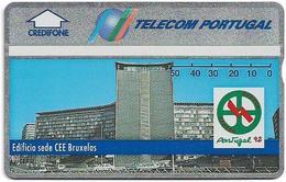 Portugal - PT - L&G - CEE 3/4 - 224L - 1992, 50U, 5.000ex, Used - Portugal