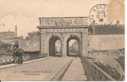 L120B_412 - Arras - 45 La Porte Baudimont - Arras