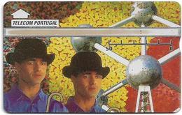 Portugal - PT - L&G - Pedro Lamy - Spa-Francochamps (B) - 311E - 1993, 50U, 20.000ex, Used - Portugal